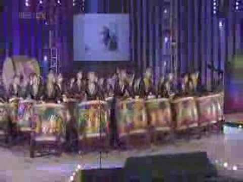 Maya - Haeya feat. Drum performance (Open Concert)