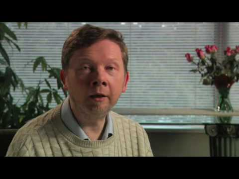 Eckhart Tolle - Now The space in which life happens