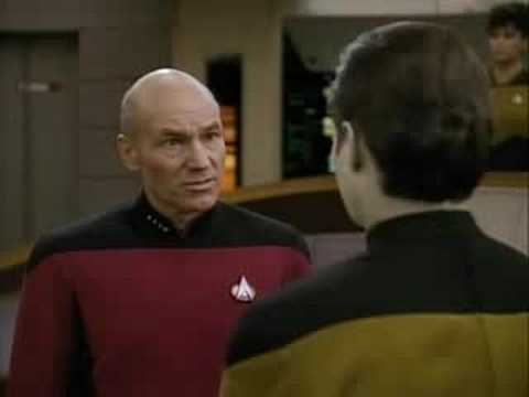 Star Trek clip - 1 minute