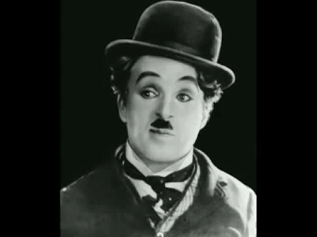 Charles Chaplin 'Footlights' With images
