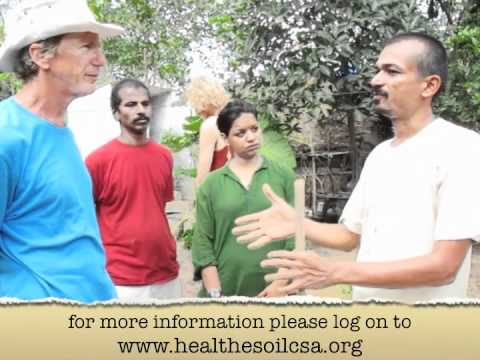 Village Kitchen Garden Project - Heal The Soil CSA - India