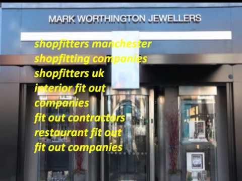 Shopfitters Manchester