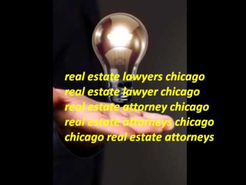 Real Estate Lawyers Chicago