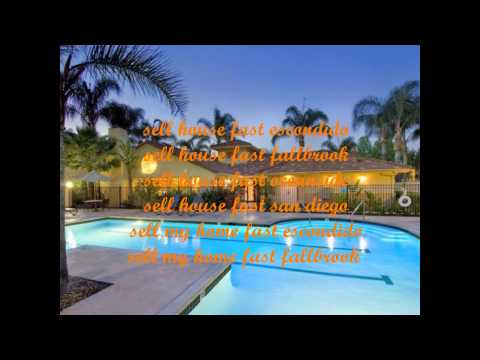How To Sell A House Fallbrook