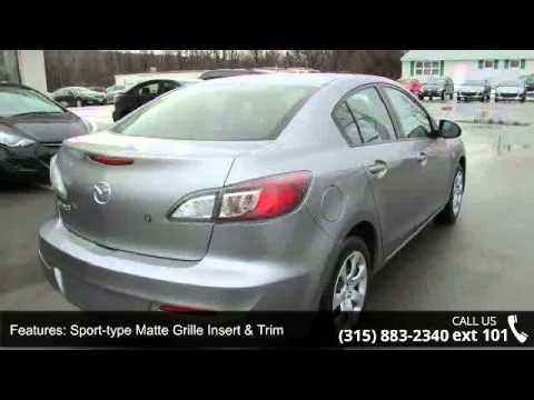 2013 Mazda Mazda3 i SV - Fuccillo Imports - Watertown, NY...
