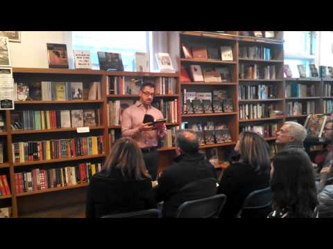 A reading from LEAVING MONTANA - by author Thomas Whaley  - PART 2