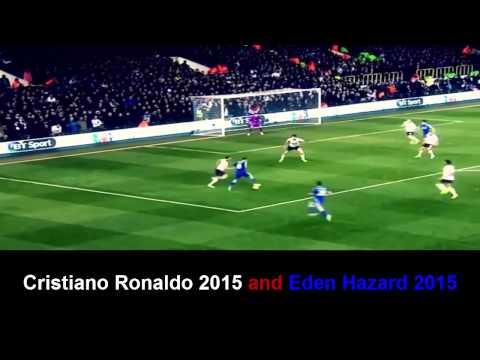 # 1: Cristiano Ronaldo and Eden Hazard Best Dribbling Skills 2015