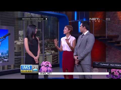 Talk Show Chilla Kiana penyanyi Indonesia pertama nyanyikan lagu Disney - IMS