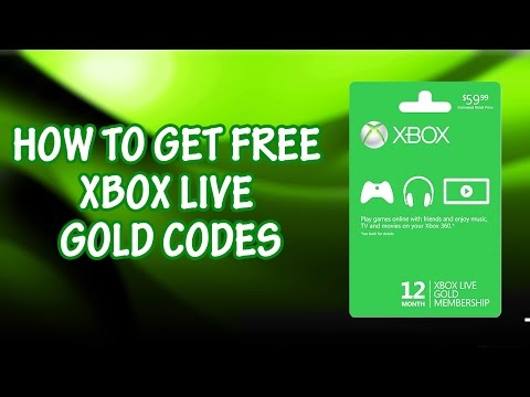 How to get free Xbox Live Gold Membership 2015! No generators or downloads!