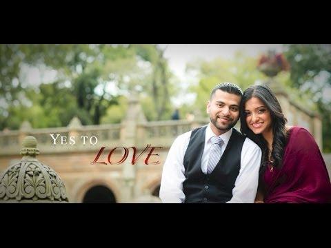 Kichu and Sangeeta- Yes To Love