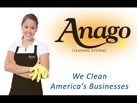 Anago Commercial Cleaning Services Austin | 512-382-9305 | Business Franchise for Sale