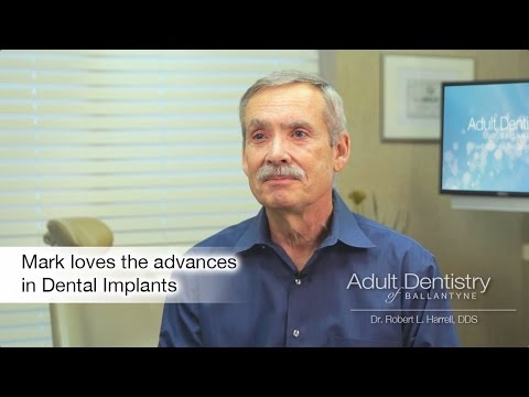Charlotte NC Dental Implants - Mark's Story