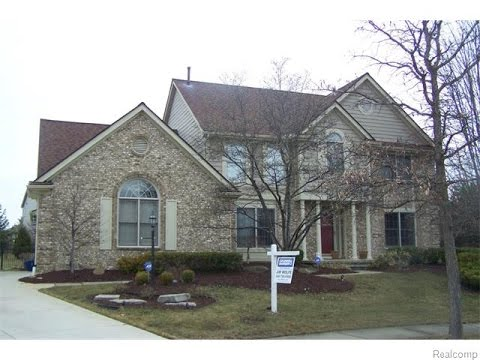 Novi House For Sale 24177 BRENTWOOD Court, Novi