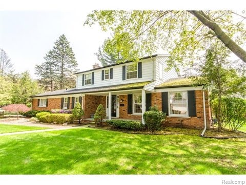 Livonia Michigan House For Sale, 15954 Edgewood, Livonia Home Values