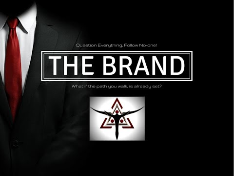 The Brand 'Question Everything, Trust No One!'