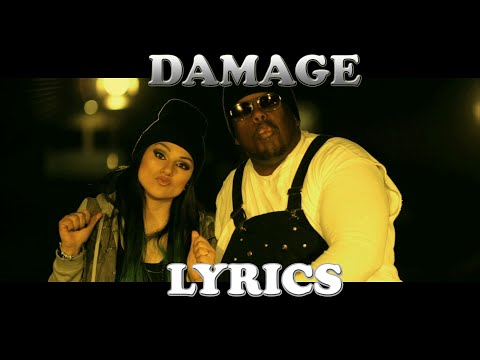 Krizz Kaliko - Damage ft. Snow Tha Product (Lyrics)