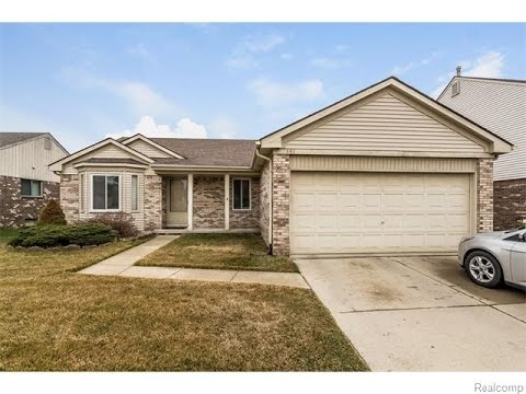 Canton Michigan House For Sale, 343 Princeton, Canton House Values