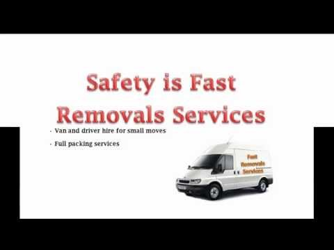 Van and driver hire for small moves