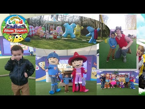 Cbeebies Land Review