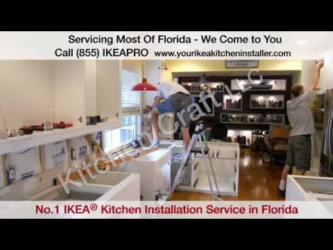 Kitchen Craft LLC: Ikea Kitchen Installation