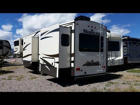 Keystone Montana 3711FL - Montana 3711