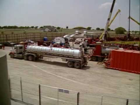 Modern Drilling Operations: Hydraulic Fracturing
