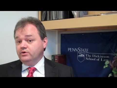 Penn State Law Professor Ross Pifer