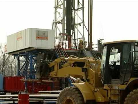 A Look at Drilling in the Marcellus Shale