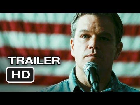 Promised Land Official Trailer #1 (2012) - Matt Damon Movie HD