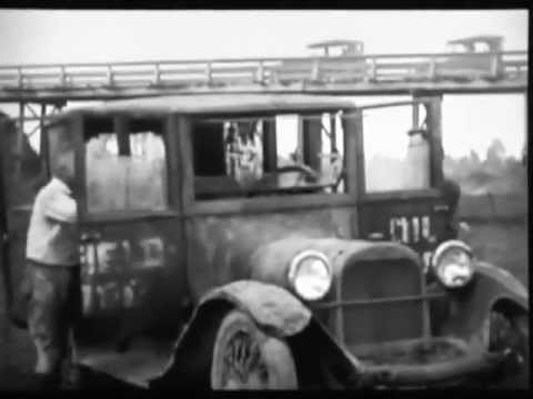 """""""Oilfield Dodge"""" Promotional Film 1920s Dodge Brothers Wild Ride"""