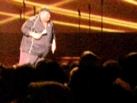Live Performance Fred Hammond and John P. Kee They that wait