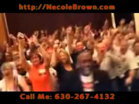 Youngevity 2013 Convention, Necole Brown, 630-267-4132