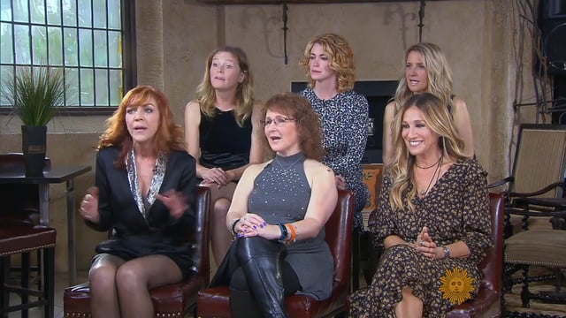 Broadway Annie's on CBS Sunday Morning