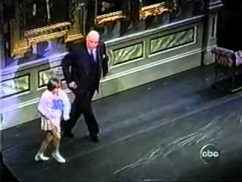 Turning Point 1997 Broadway Annie Firing Joanna Pacitti Brittny Kissinger