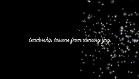 Leadership From A Dancing Guy [SaveYouTube.com]