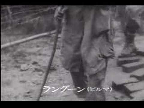 千の風になって 「日本の敗戦」ver.(Defeated Japan in 1945)