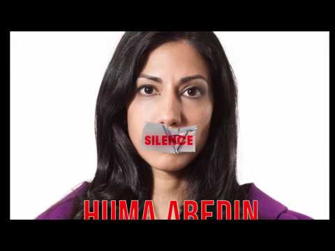 Anonymous Release Bone-Chilling video of Huma Abedin every American Needs to See