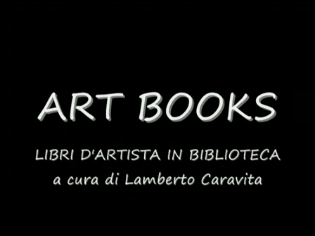 """Art Books: libri d'artista in biblioteca"""
