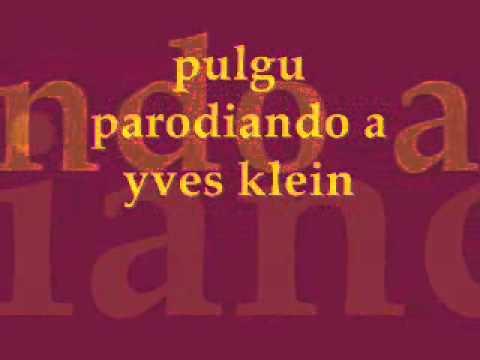 Nel Amaro - Pulgu parodiando