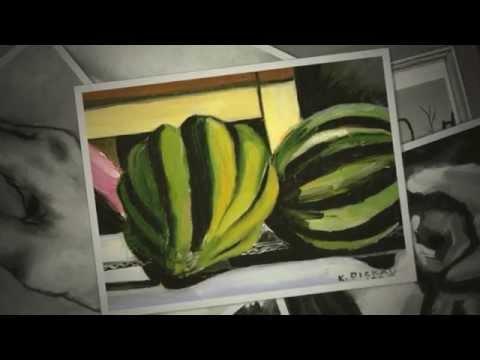 Mike Dickau: Paintings, Drawings, and Prints