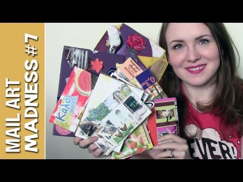 Mail Art Madness #7 (August)