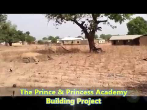 Land Acquired To Build The Prince And Princess Academy.