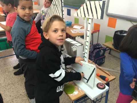 Clase 1º b 6 años, Colegio Miguel de Cervante, Marbella 15 4 2016.