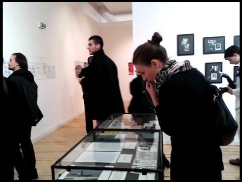 Andrej Tisma's retrospective show 1972-2012