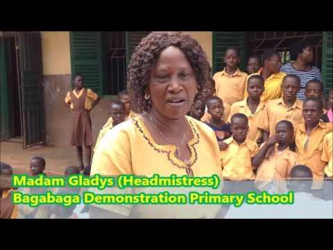YarinaaFoundation Donates to Bagabaga Demonstration Primary School