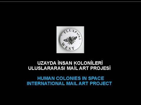 Human Colonies In Space_Şinasi Güneş
