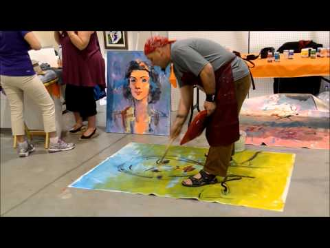 Artist: Shefqet Avdush Emini  SAGUEN, QUEBEC, CANADA 2014