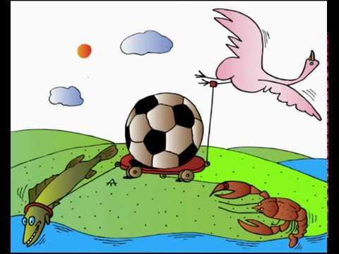 Video about football by Alexei Talimonov