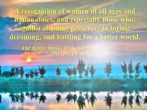 Woman Spirit - Dedicated to all woman of the world
