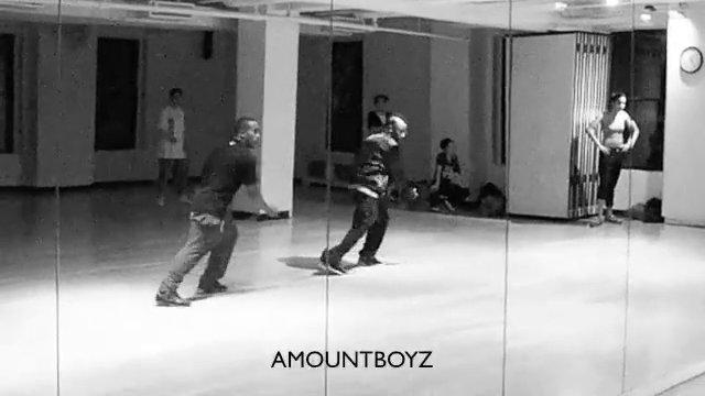 Full Moon Choreography by AmountBoyz